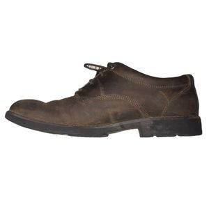 Timberland Distressed Leather Oxfords